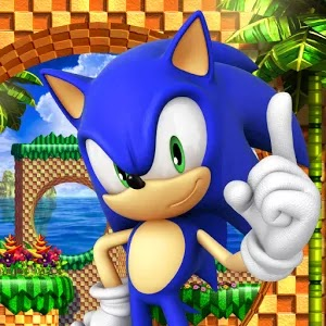Download Sonic 4™ Episode 1 v1.00 APK DATA MOD [UNLOCKED ALL]