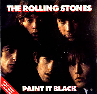Rolling Stones Painted Black Lyrics