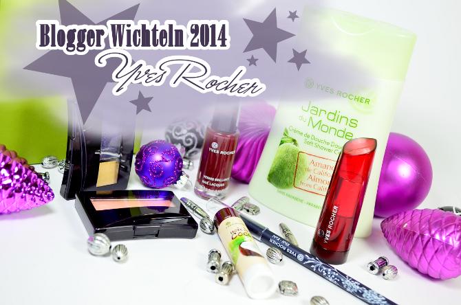 Yves Rocher Blogger Wichteln 2014