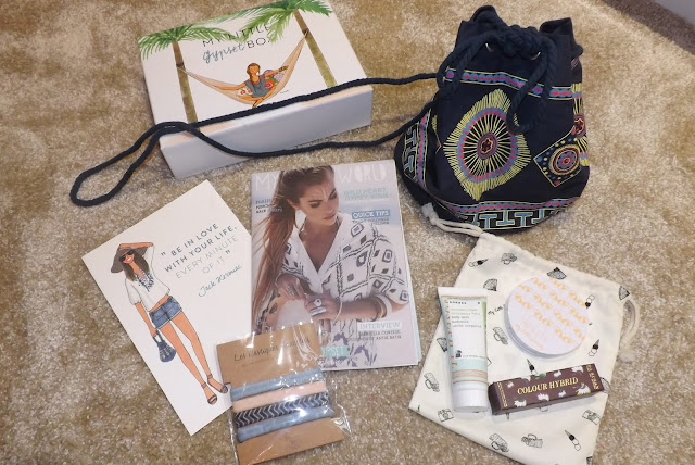 My Little Gypset Box Contents