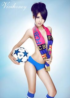Vivi Xia Xiao Model China