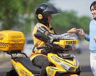 cara daftar jeger taksi, lowongan jeger taksi, ojek online