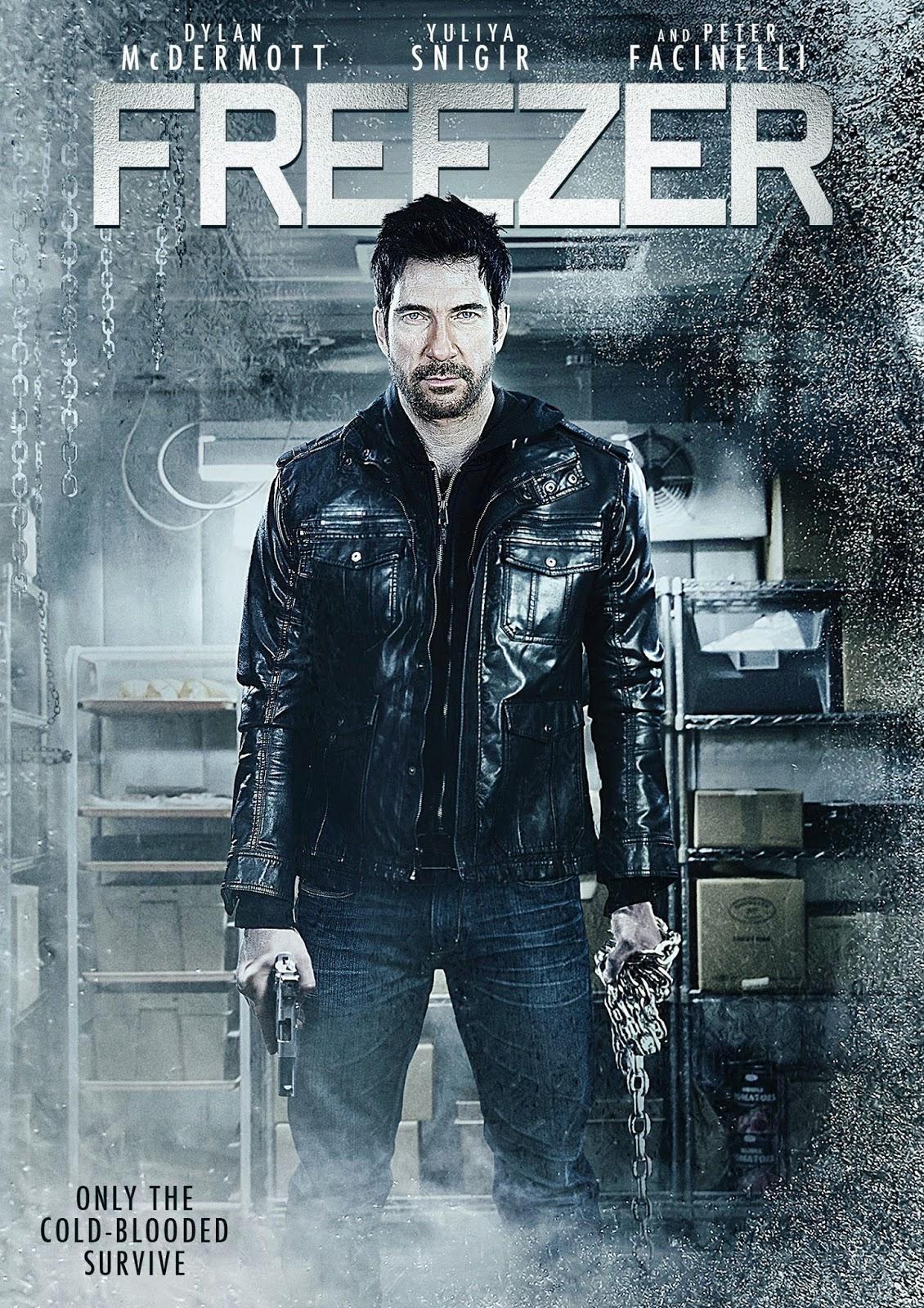 Freezer (2014) Poster