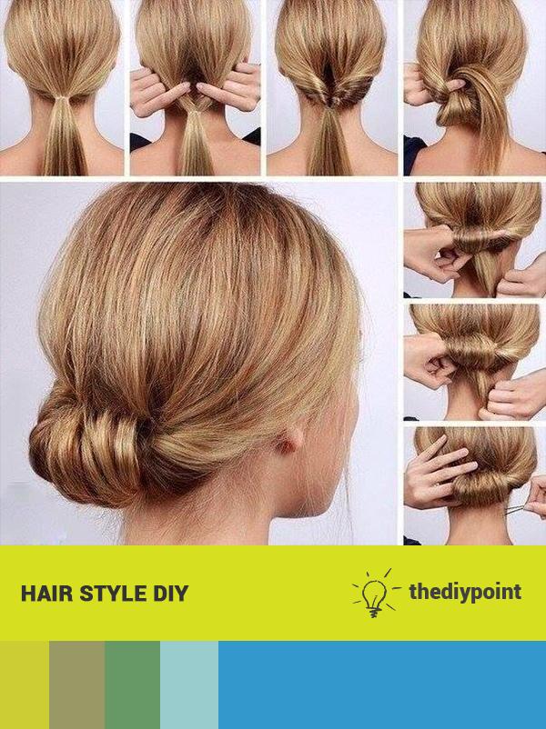 Hair Style Diy