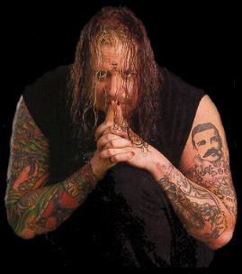 WWE Superstar Mideon Tattoos picture gallery