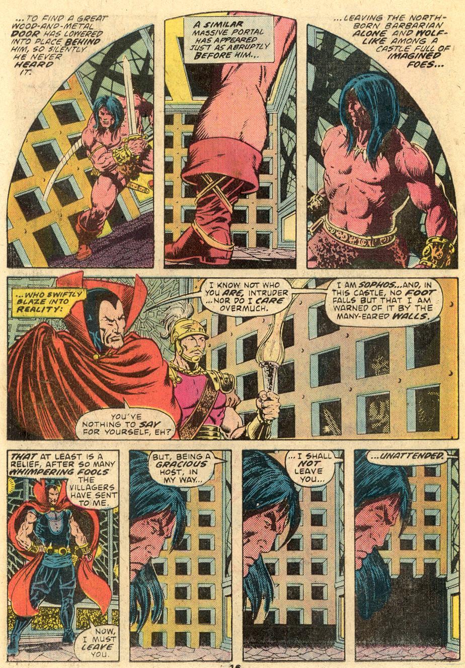 Conan the Barbarian (1970) Issue #64 #76 - English 11