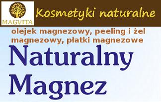 MAGNEZ, KOSMETYKI NATURALNE