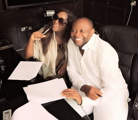 Tiwa Savage re-news MTN contract