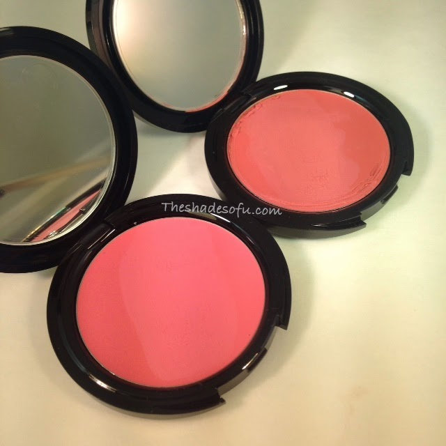 Make Up For Ever HD High Definition Blush Cream in 320 and 210 ...