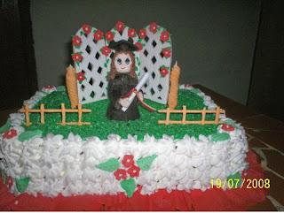 Torta De Graduaci  N