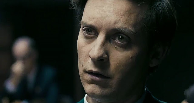 Tobby Maguire é enxadrista Bobby Fischer no trailer do drama Pawn Sacrifice, de Ed Zwick