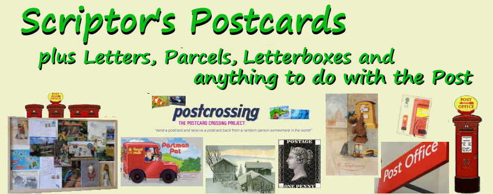 Scriptor's Postcards