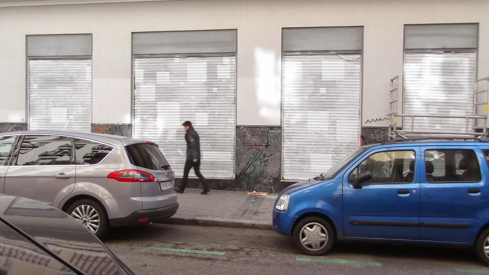 """mural"", ""liquitex"", ""street art"", ""arte urbano"", ""Madrid"", ""acrílico"",""Calle Viriato"""