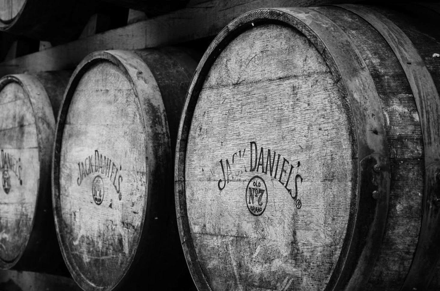 Fûts de Jack Daniel's