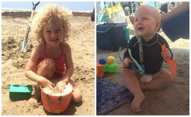 The Holland House: Beach Babies
