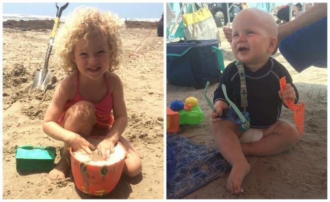 The Holland House: Beach Babies