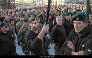 Oι έφεδροι των Ειδικών Δυνάμεων «ξαναχτυπούν» με νέα συγκέντρωση...