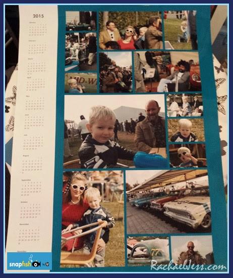 Snapfish Poster Calendar