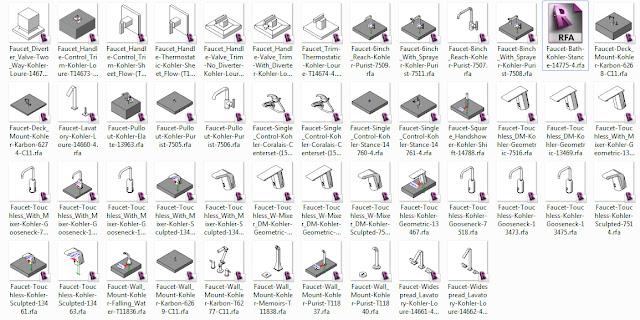 Librer a bloques para revit arq recursos Planos de gabinetes de cocina gratis