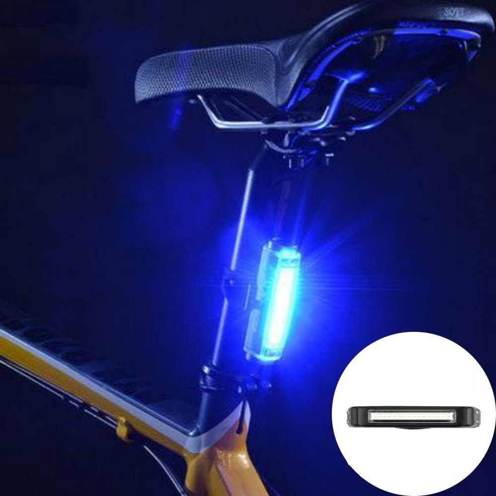 CHOO HO LEONG (CHL) Bicycle: Soldier Comet Dual Colour LED