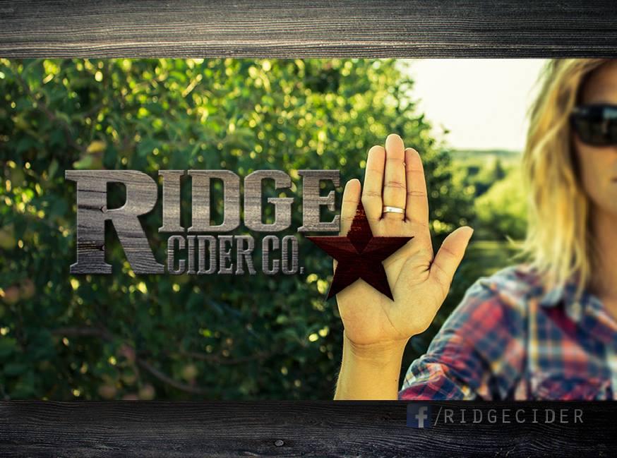 Bulk cider from ridge cider company saturday sept 21 for Cider ridge