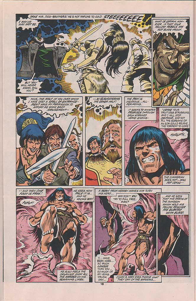 Conan the Barbarian (1970) Issue #253 #265 - English 15