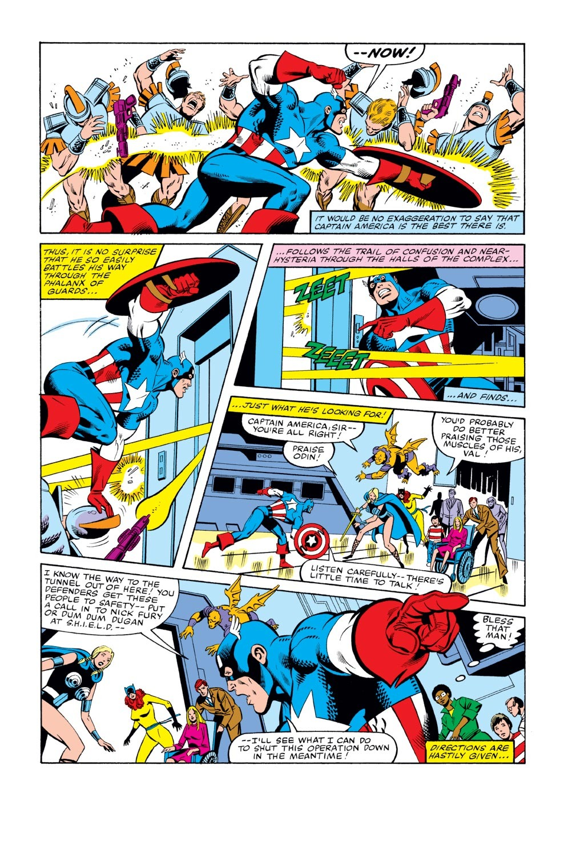 Captain America (1968) Issue #268 #183 - English 20