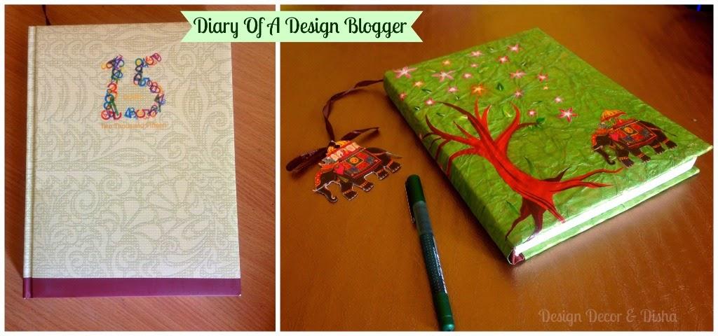 Diary of a design blogger