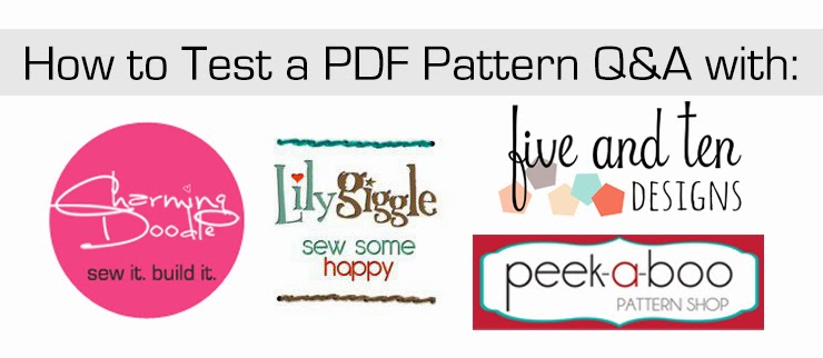 Charming Doodle...sew it, build it!: How to Test a PDF Sewing ...