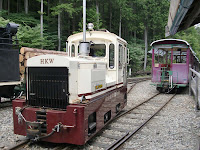 森林鉄道 オープントロッコ