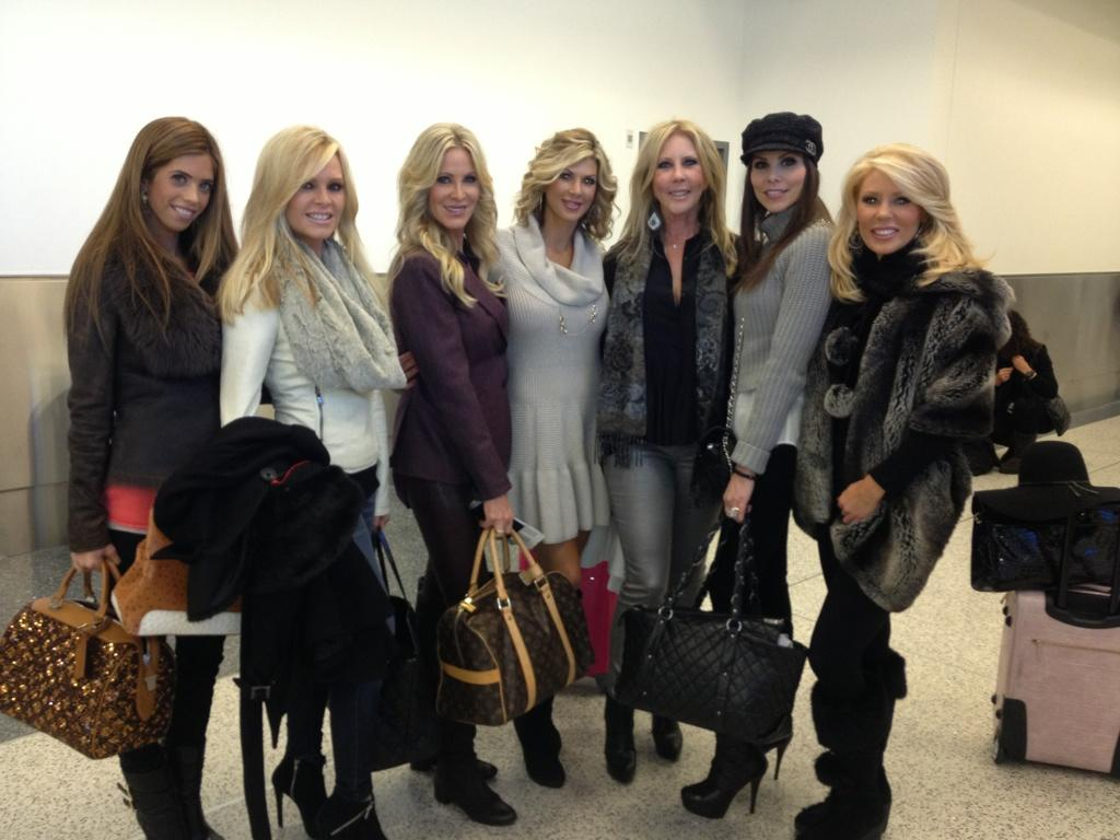 The Real Housewives Of Orange County Return For An Eighth Season on