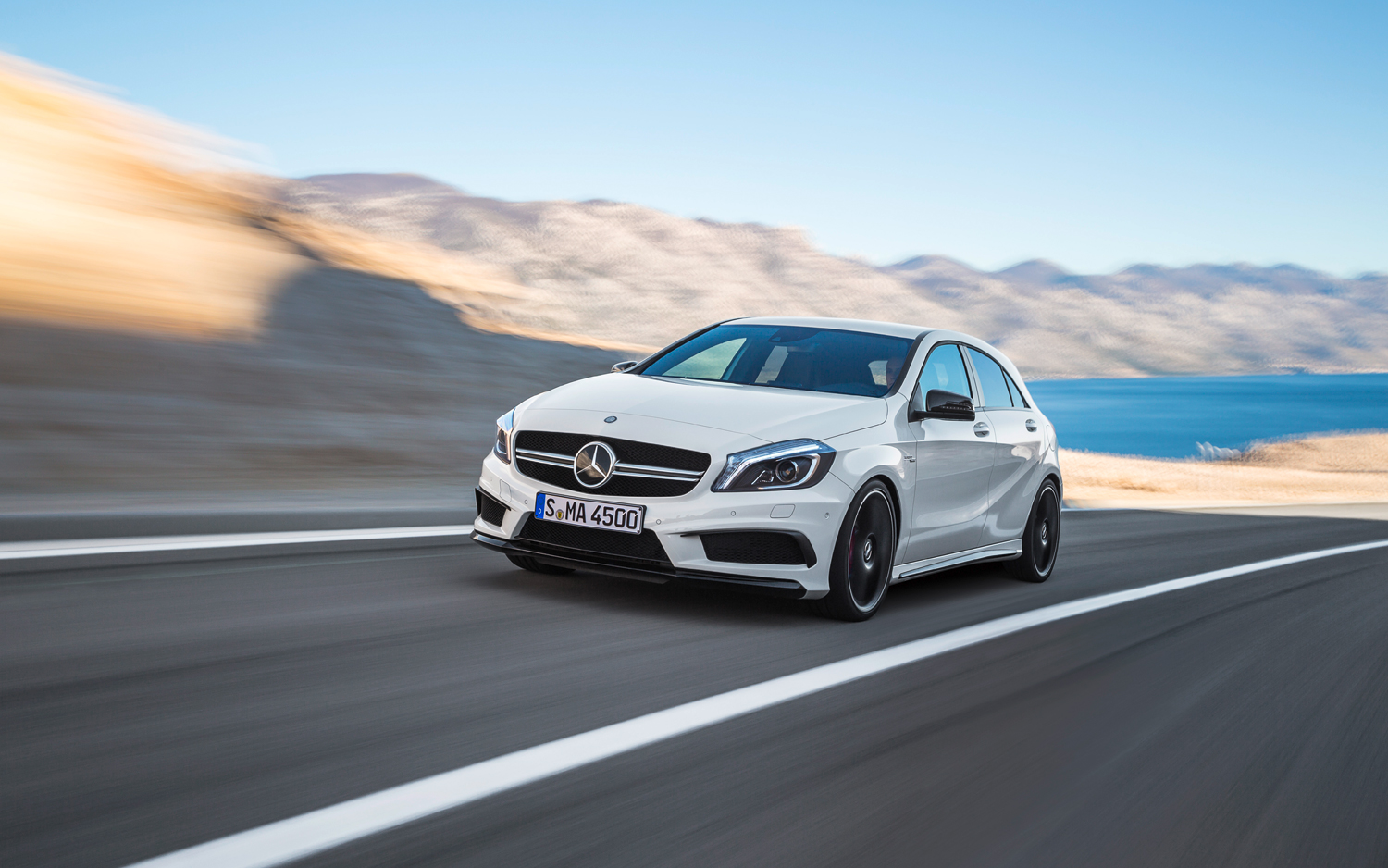 2014 mercedes benz a45 amg owner manual pdf for Mercedes benz amg 6 3