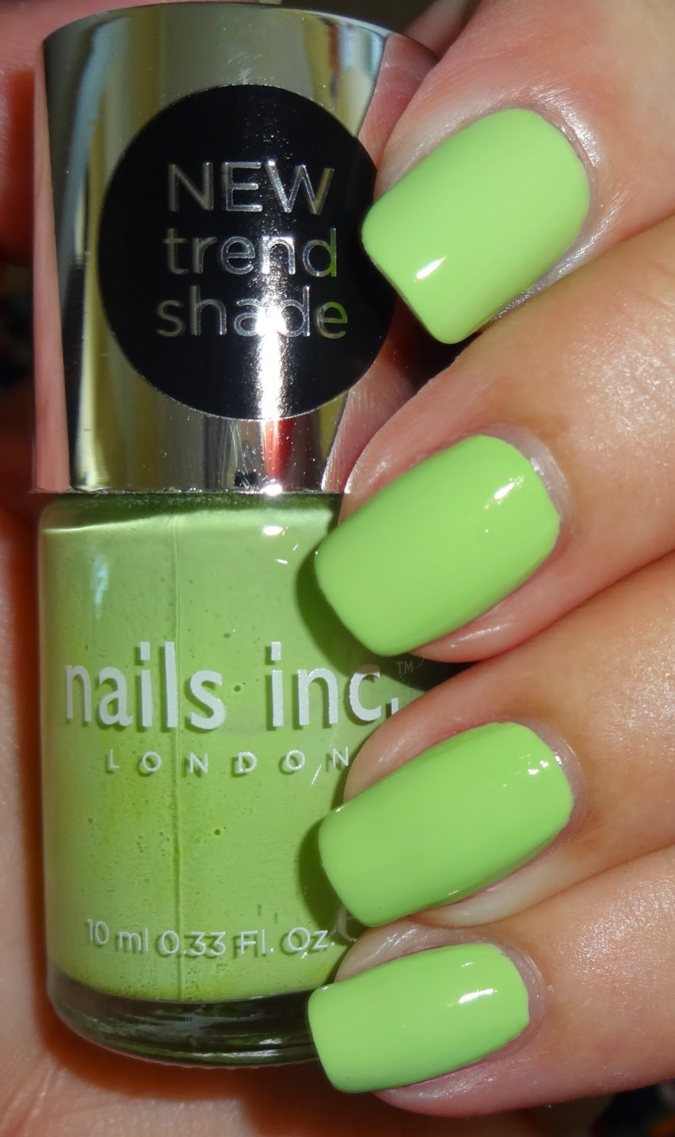 Nails Inc Marylebone Road From