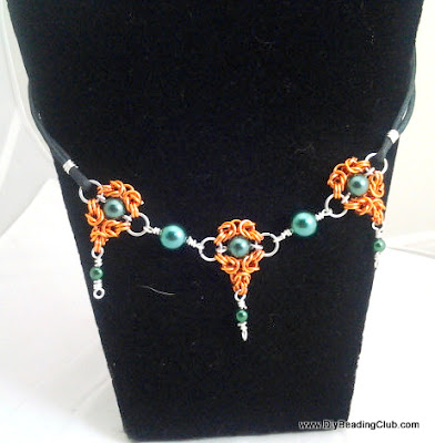 DIY Romanov and Triple-Point Unit Chain Maille Tutorial
