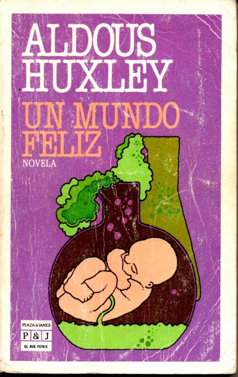 libros un mundo feliz: