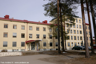 Kalix sjukhus lasarett