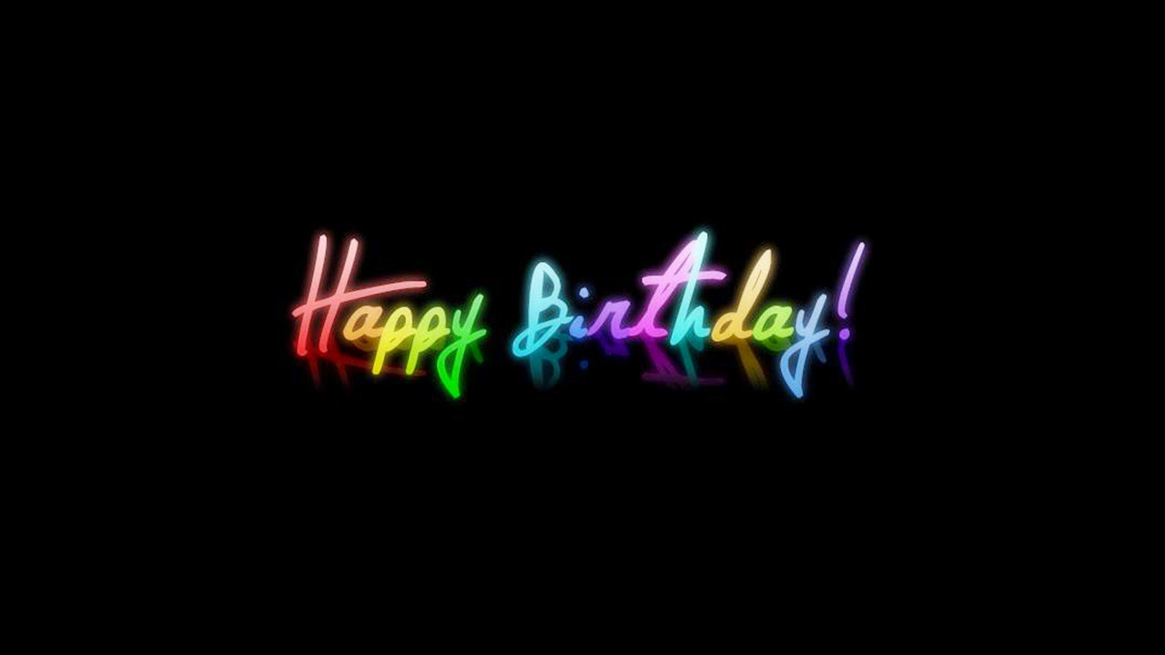 ... birthday colorful gift card hd photo happy birthday hd nice photo