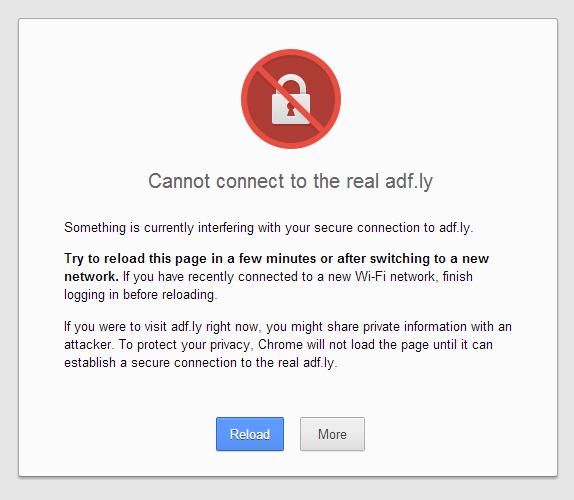 Certificate dan SSL Connection Error Google Chrome Berikut Cara Mengatasinya