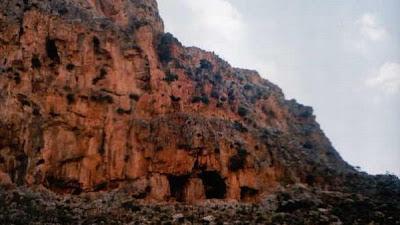 Gua Minoan, Crete, Yunani