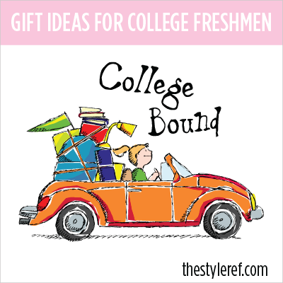 Collegiate gift ideas for college freshmen  sc 1 st  The Style Ref & The Style Ref | The Fashion Authority for Work Play u0026 Gameday: Gift ...