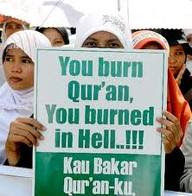 Two Beheaded: Florida Koran Burning Triggers Massacre at UN Office in Afghanistan