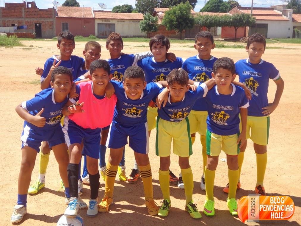 Projeto Bom de Escola Bom de Bola realiza primeiro intercambio em Mossoró