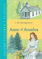 Anne Avonlea Oxford Classics