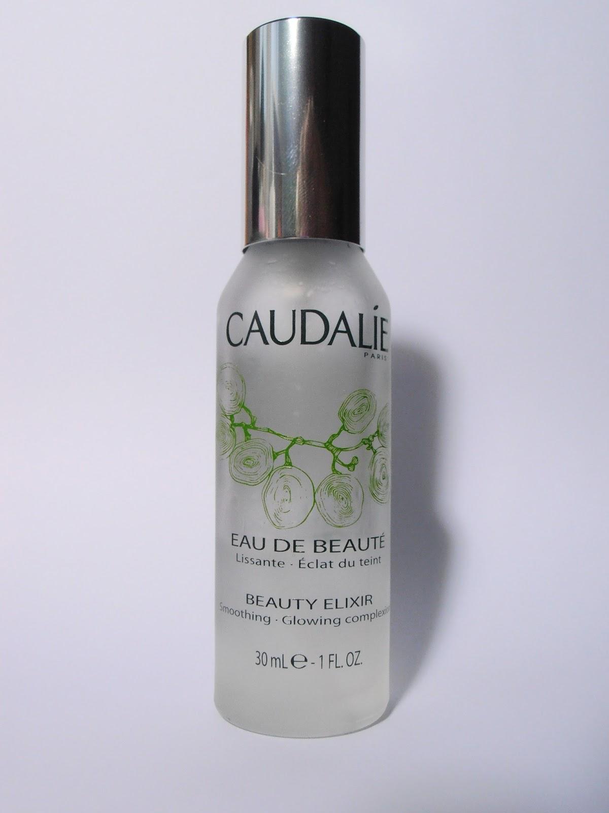 me makeup and i caudalie eau de beaute beauty elixir. Black Bedroom Furniture Sets. Home Design Ideas