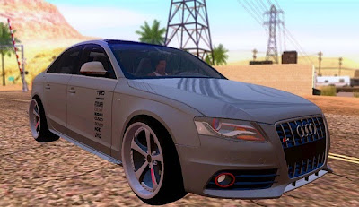 "Mod Audi S4 ""Blacktop surfaces"" 2010"
