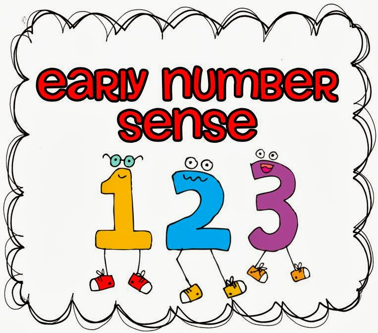 Early Number Sense {freebies} - Little Minds at Work