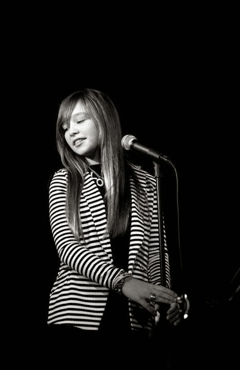 Connie Talbot At Charity Event February 2014  New Photos