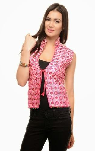 New,Trendy,Jacket,Jeans,Choice,Female