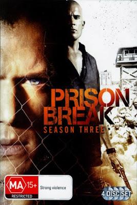 Vượt Ngục Phần 3 Prison Break Season 3