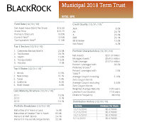 BlackRock Municipal 2018 Term Trust Fund (BPK)